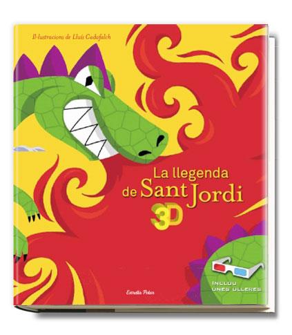 La llegenda de Sant Jordi 3D